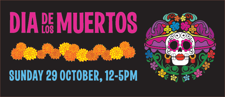 Dia De Los Muertos - Dia De Los Muertos Banner PNG