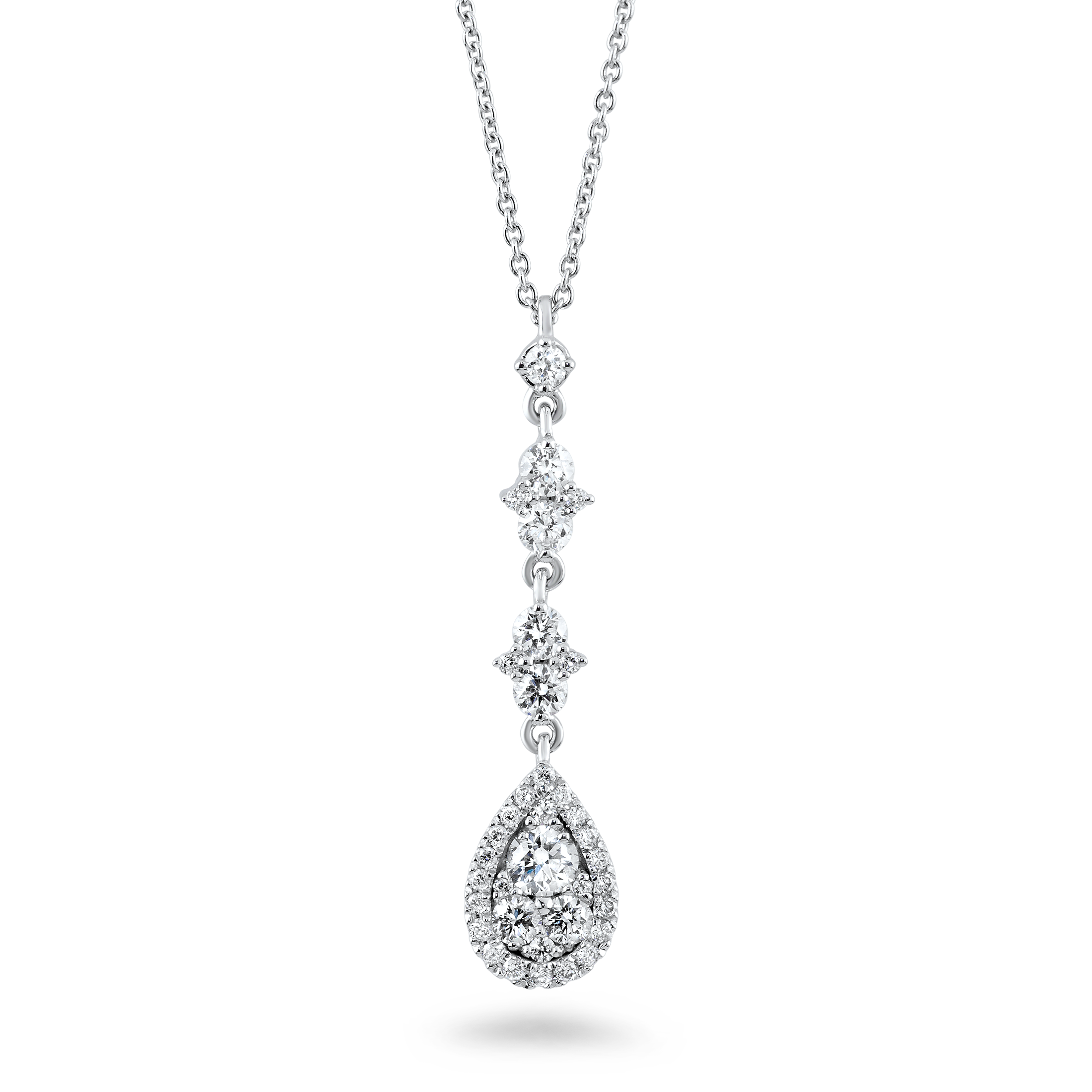 Diamond Necklace PNG - 74794