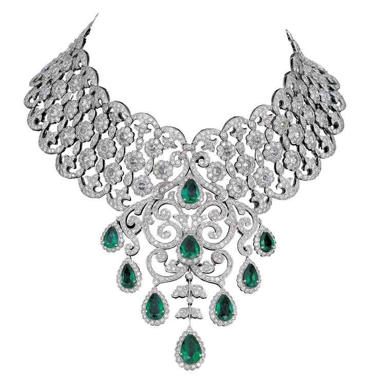 Diamond Necklace PNG - 74799