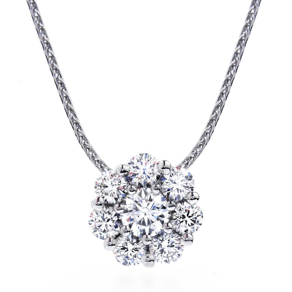 Diamond Necklace PNG - 74804