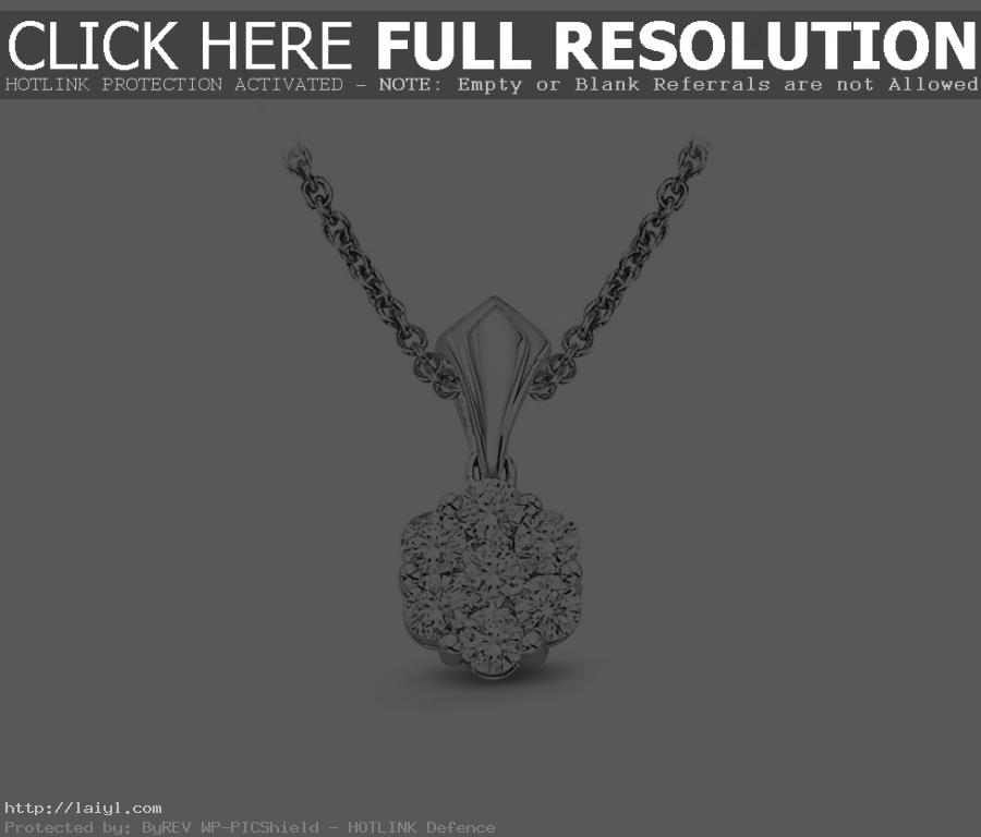 Diamond Necklace PNG - 74796
