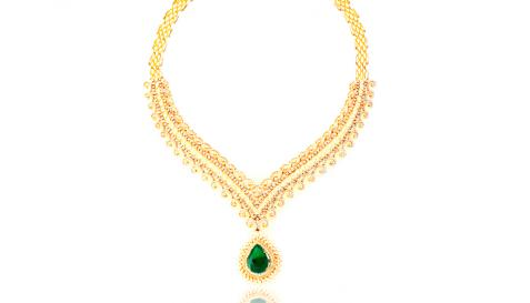 Diamond Necklace PNG - 74792