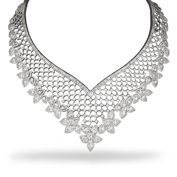 Diamond Necklace PNG - 74803