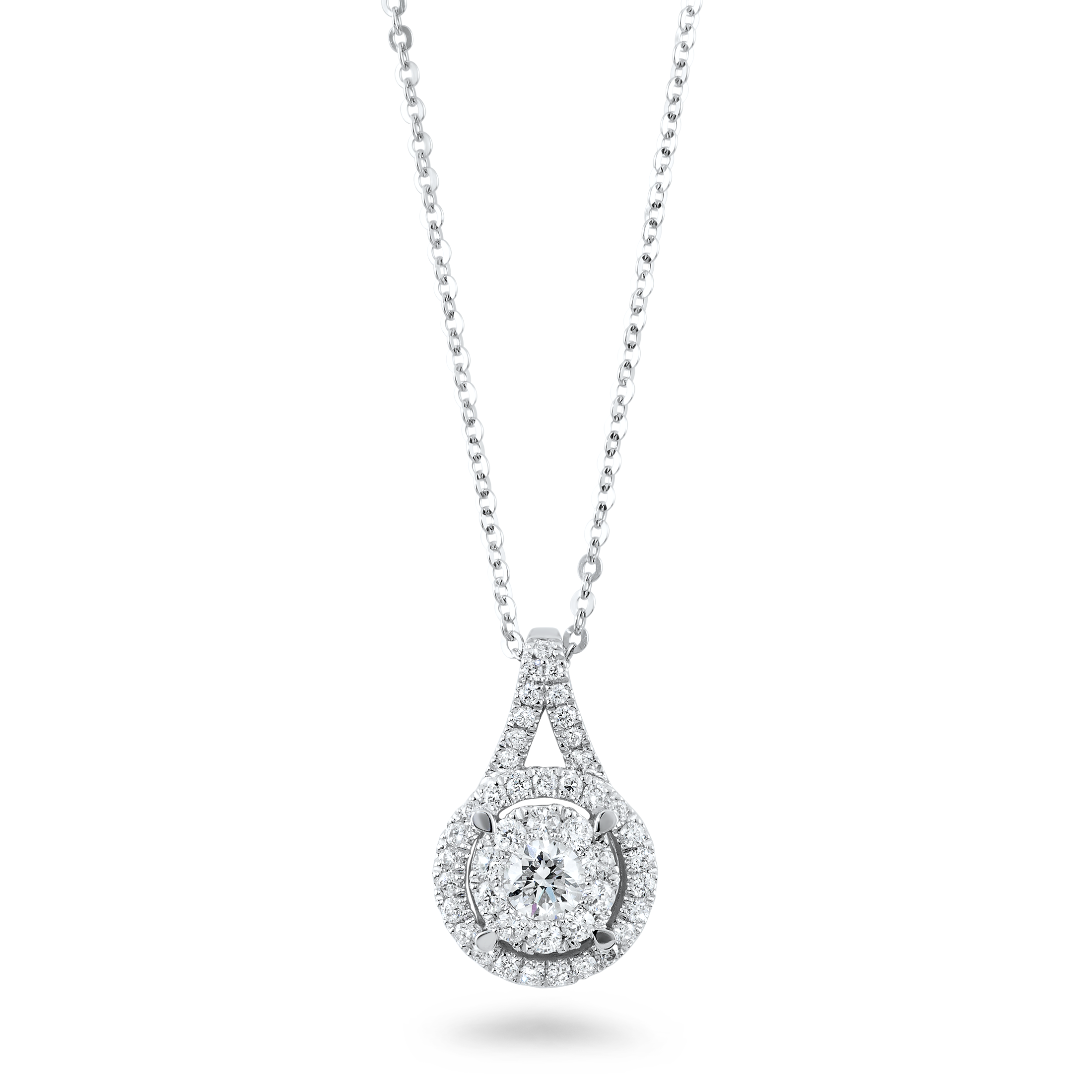 Diamond Necklace PNG - 74791