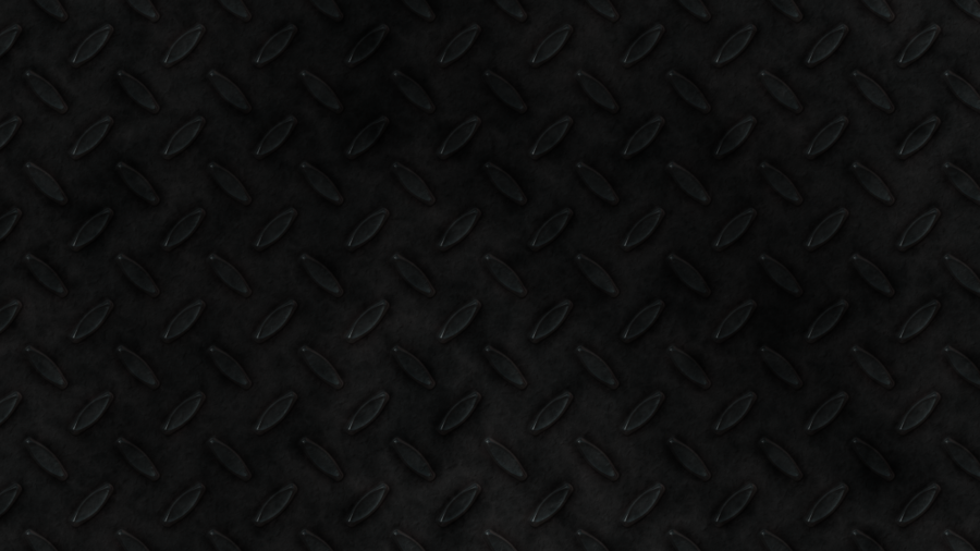 Black Diamond Plate by jhguitarfreak PlusPng.com  - Diamond Plate PNG HD