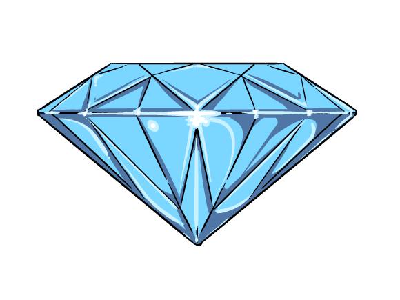 Diamond PNG - 10171