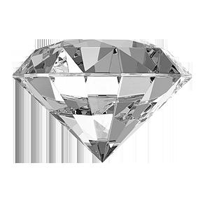 White diamond PNG image - Diamond PNG