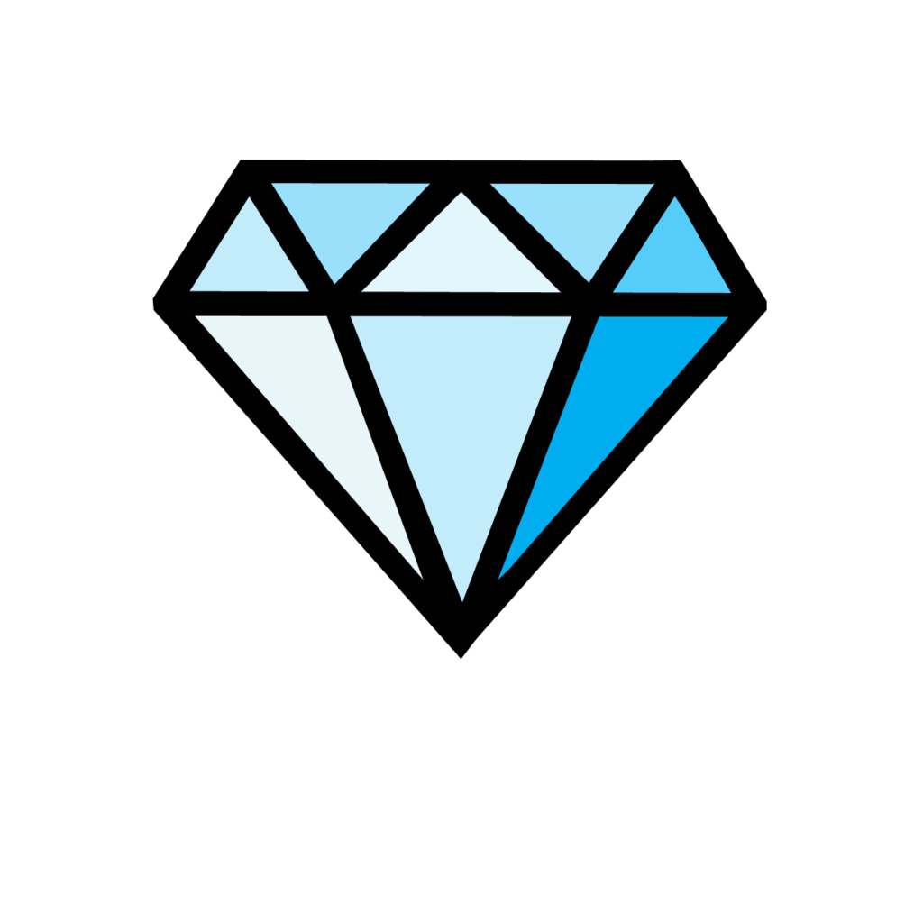 Diamond Shape PNG HD - 128800