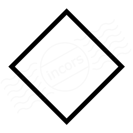 Diamond Shape PNG HD - 128790