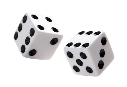 Dice #1437728 - Dice HD PNG