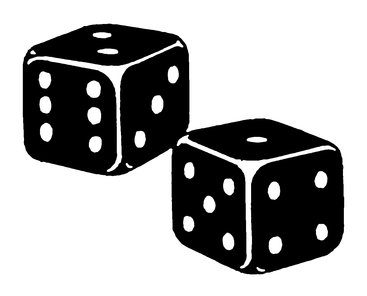 Dice HD PNG - 119904