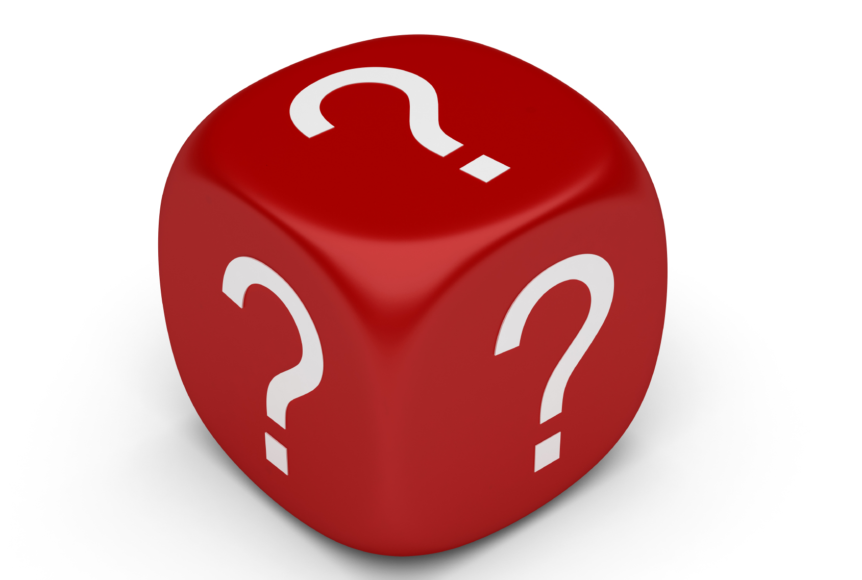 Pic Of Question Mark - Clipart Library - Mark HD PNG - Dice HD PNG