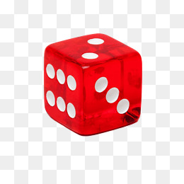 Red Dice HD Clips, Real, Red, Dice PNG Image - Dice HD PNG