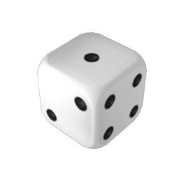 File:White Dice.png - Dice PNG