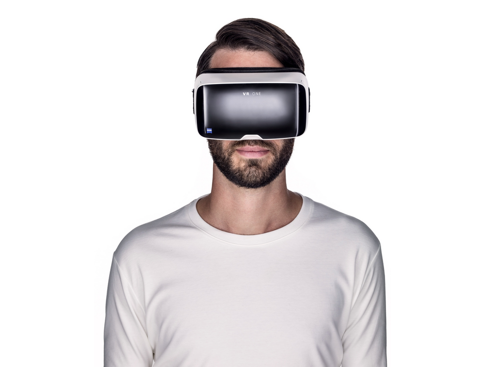 Did You Know Zeiss Built a Virtual Reality Headset? - Virtual Reality PNG