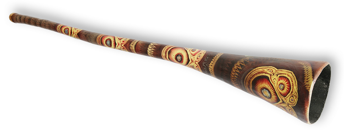 Alternative materials didgeridoo, Didjeridoo - Didgeridoo PNG