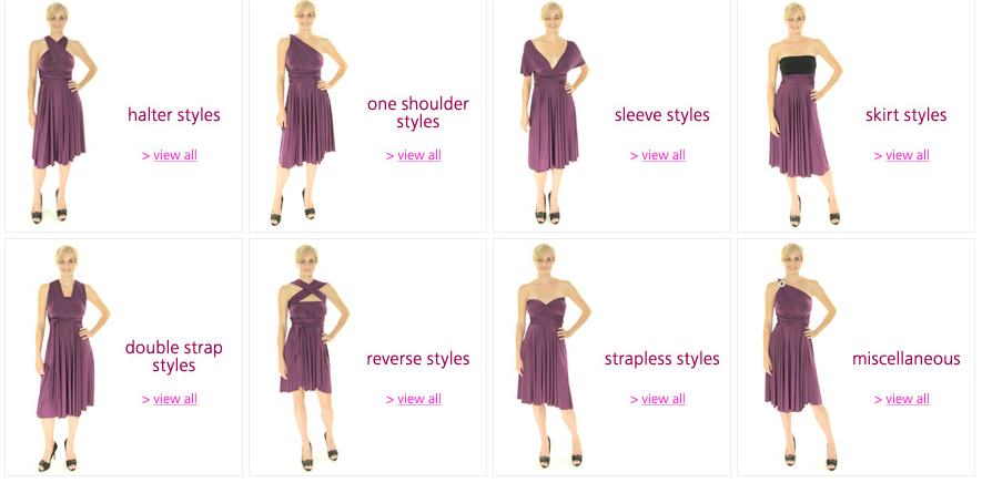 Convertible Dress Styles Basic Style Types Diffe Of Clothes Png