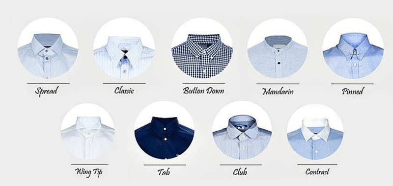 different types of shirts - Different Types Of Clothes PNG