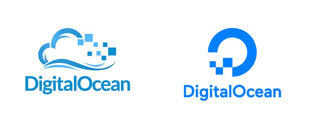New Logo for DigitalOcean done In-house - Digitalocean Logo PNG