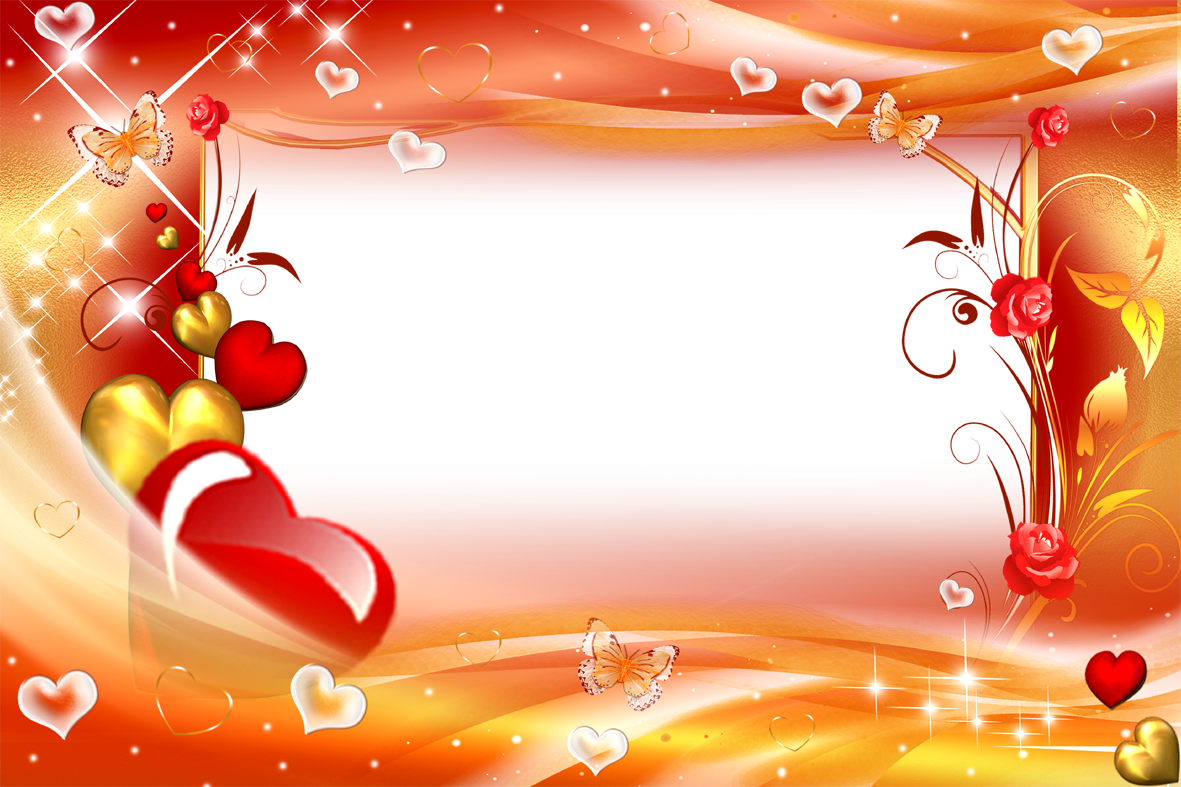 Dil Photo Frame Png - Dil PNG