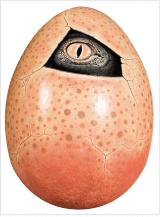 Dinosaur Egg PNG - 63596