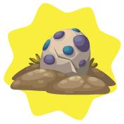 Dinosaur Egg PNG - 63592