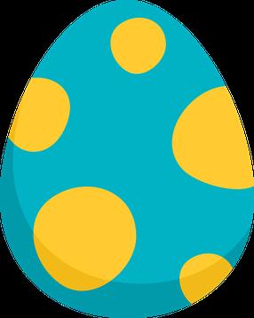 pin Dinosaur clipart dino egg