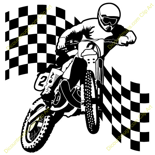 Clipart Info - Dirt Bike PNG Free