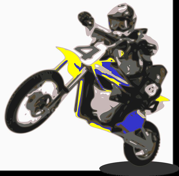 enduro motorbike motorcycle bike rider biker - Dirt Bike PNG Free