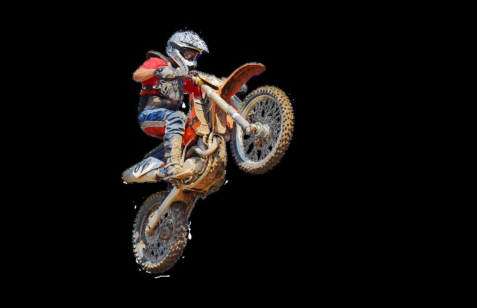 motocross dirt bike jump transparent motorcycle - Dirt Bike PNG Free