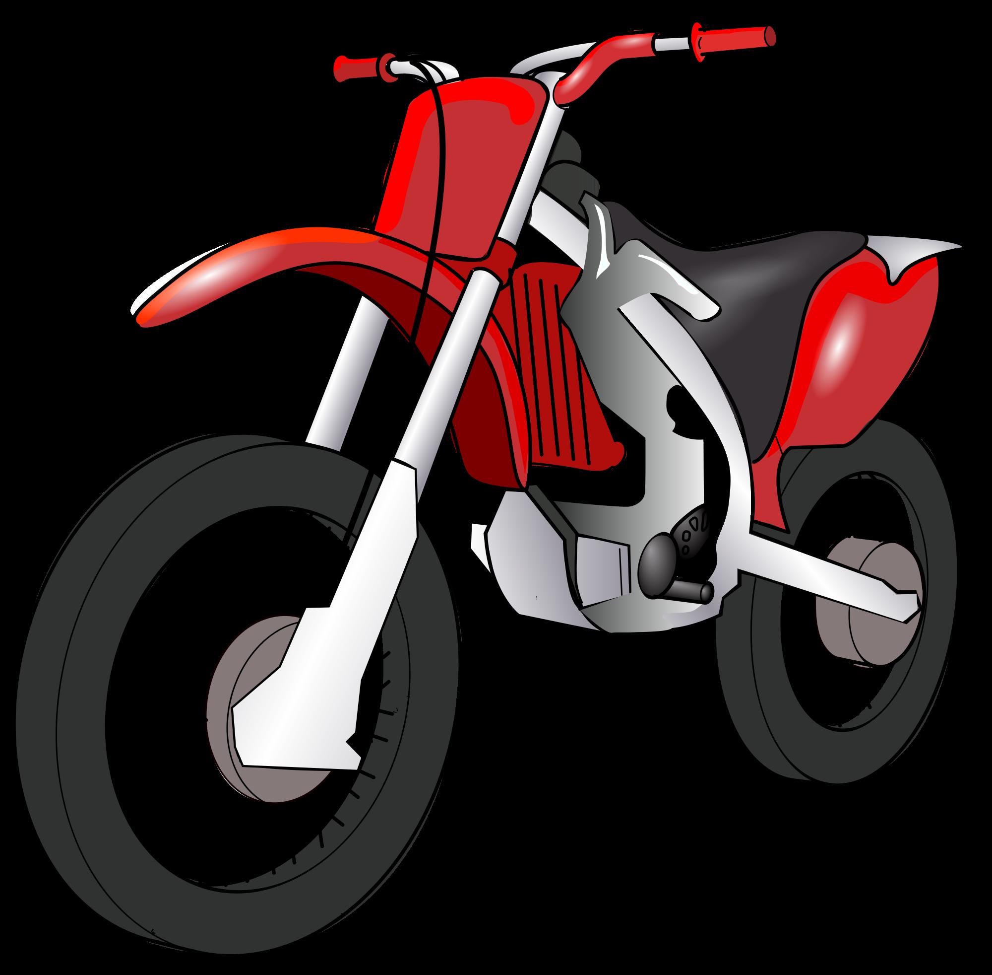 Open PlusPng.com  - Dirt Bike PNG Free