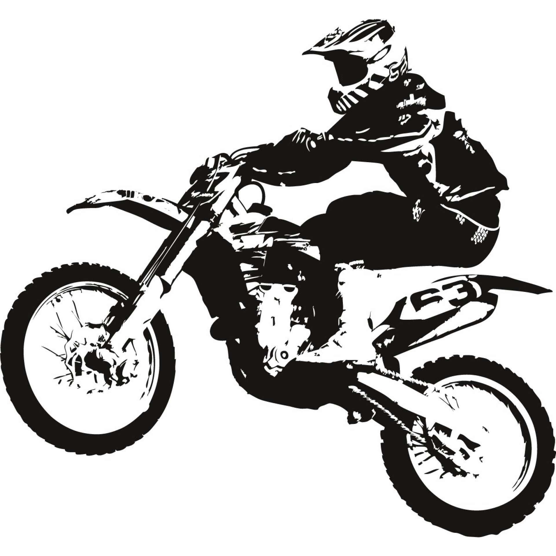 Dirt Bike PNG HD-PlusPNG.com-1920 - Dirt Bike PNG HD