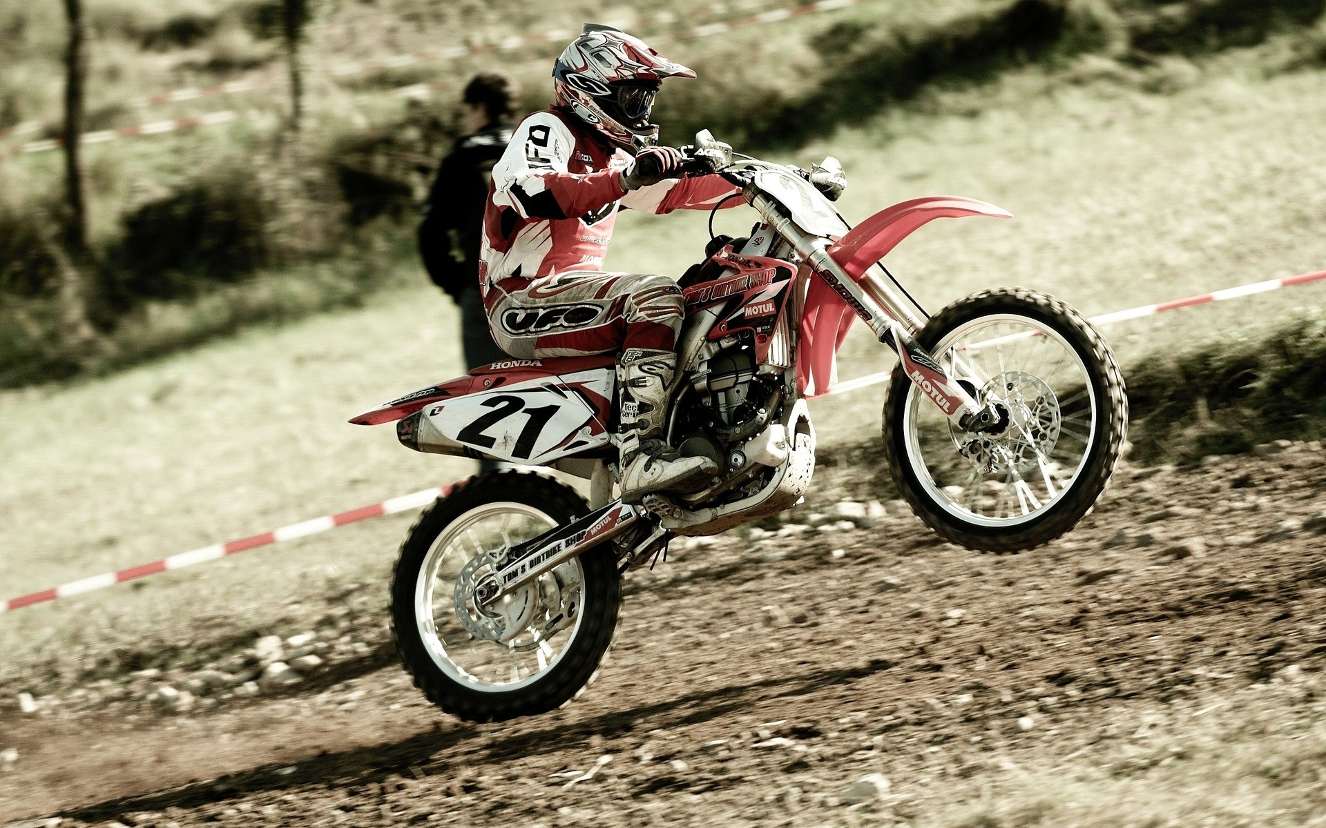 Dirt Bike PNG HD - 142112