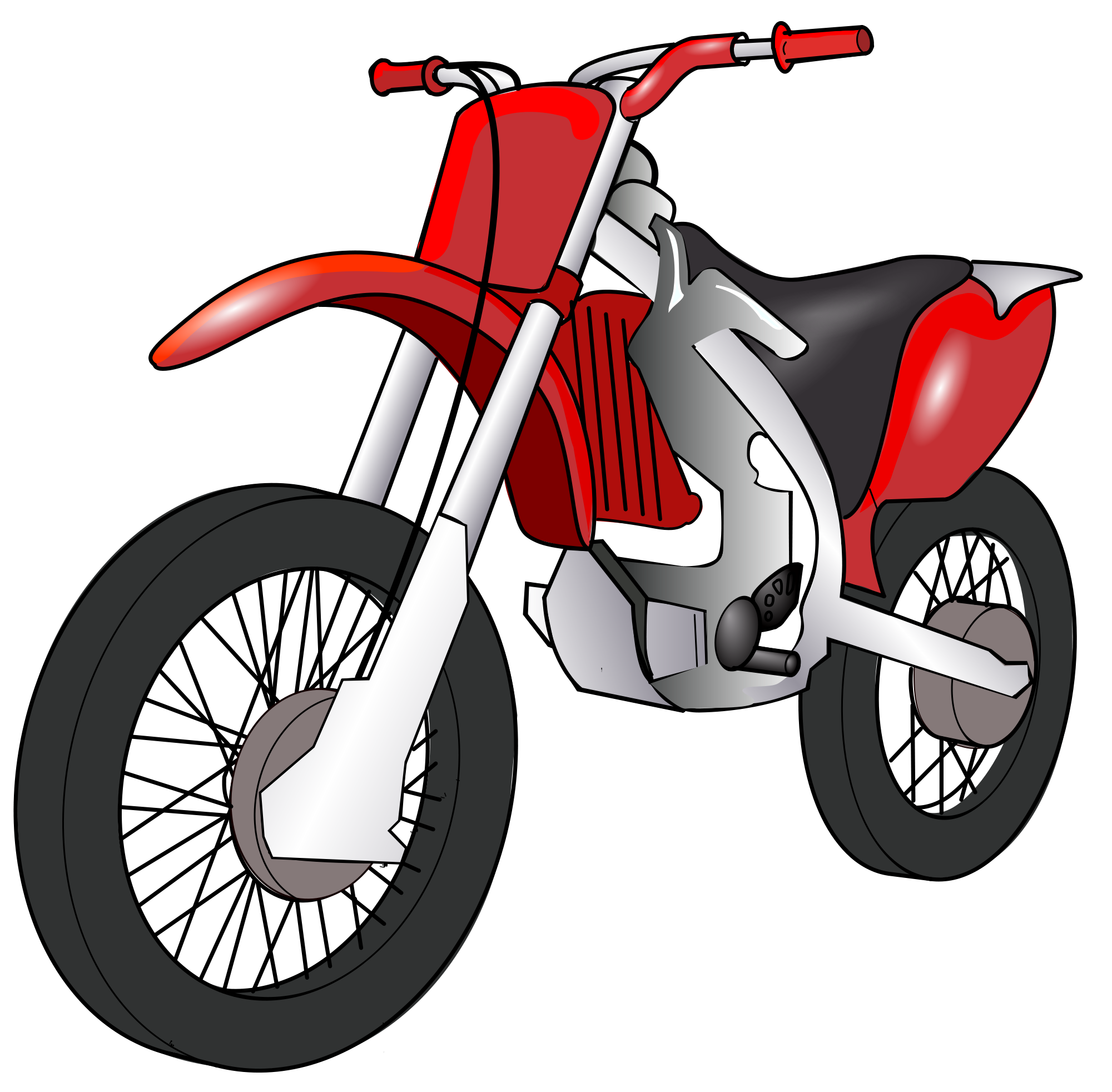 Open PlusPng.com  - Dirt Bike PNG HD