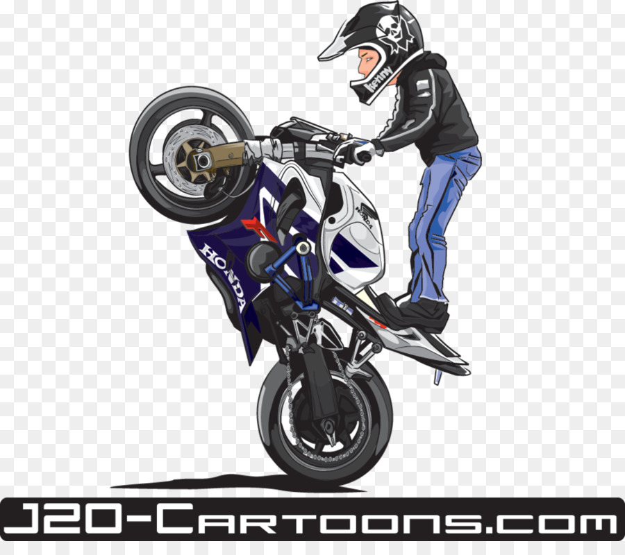 Motorcycle stunt riding Wheelie Drawing Chopper - motocross - Dirt Bike Wheelie PNG