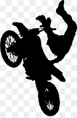 Dirt Bike Wheelie PNG - 157603