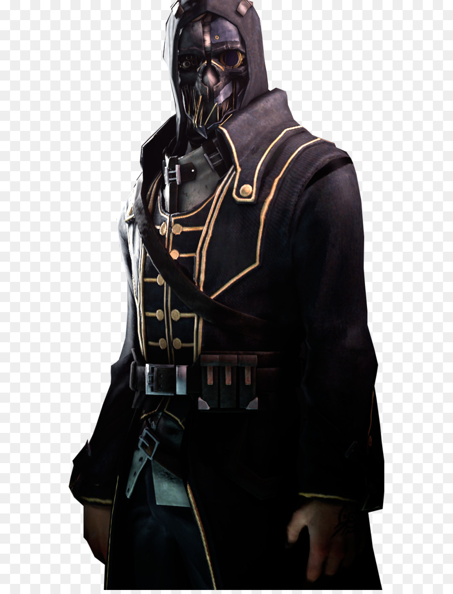 Dishonored Corvo Attano Emily Kaldwin Video game Arkane Studios -  Dishonoured - Dishonoured HD PNG