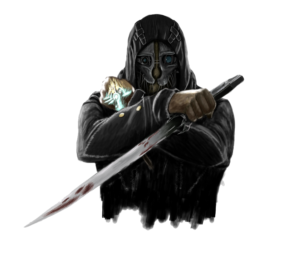 Dishonored PNG Pic - Dishonored PNG - Dishonoured HD PNG