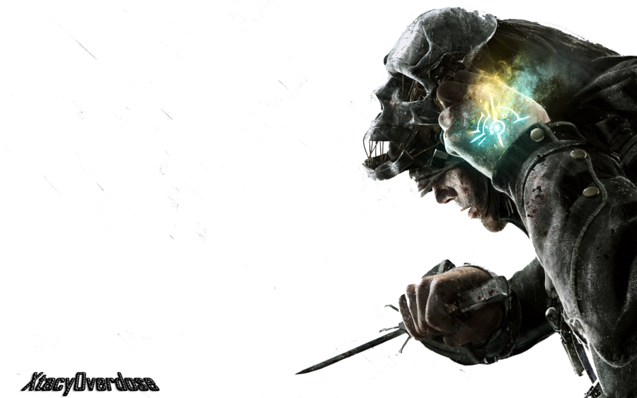 Dishonored render by XtacyOverdose PlusPng.com  - Dishonoured HD PNG