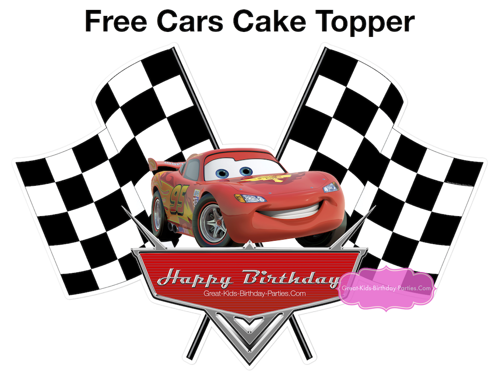 Number  Cuocake Cake Cars
