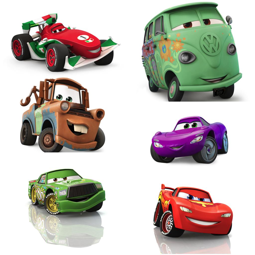 Disney Cars PNG HD Free - 143303