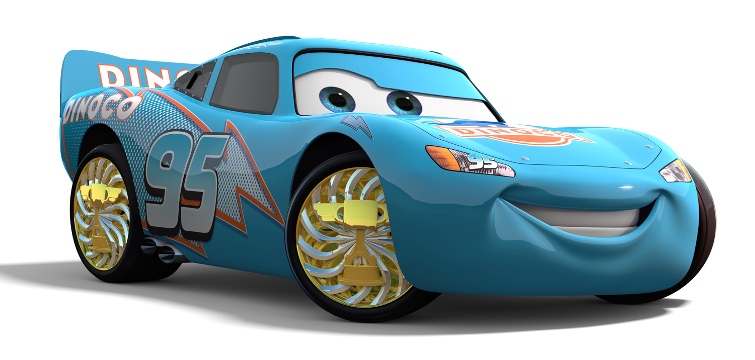 Lightning Mcqueen Bling Cars