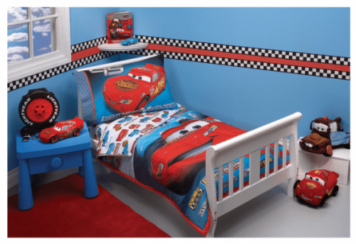 Save up to 44% on the Disney Pixar Cars Movie Toddler Bed and Bedding, Free  Shipping! - Disney Cars PNG HD Free