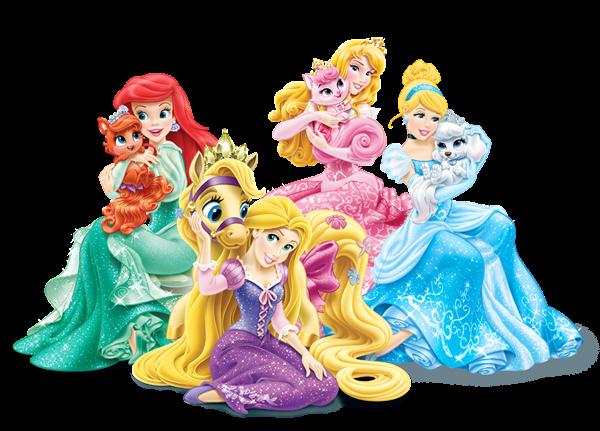 Disney Princesses PNG - 645