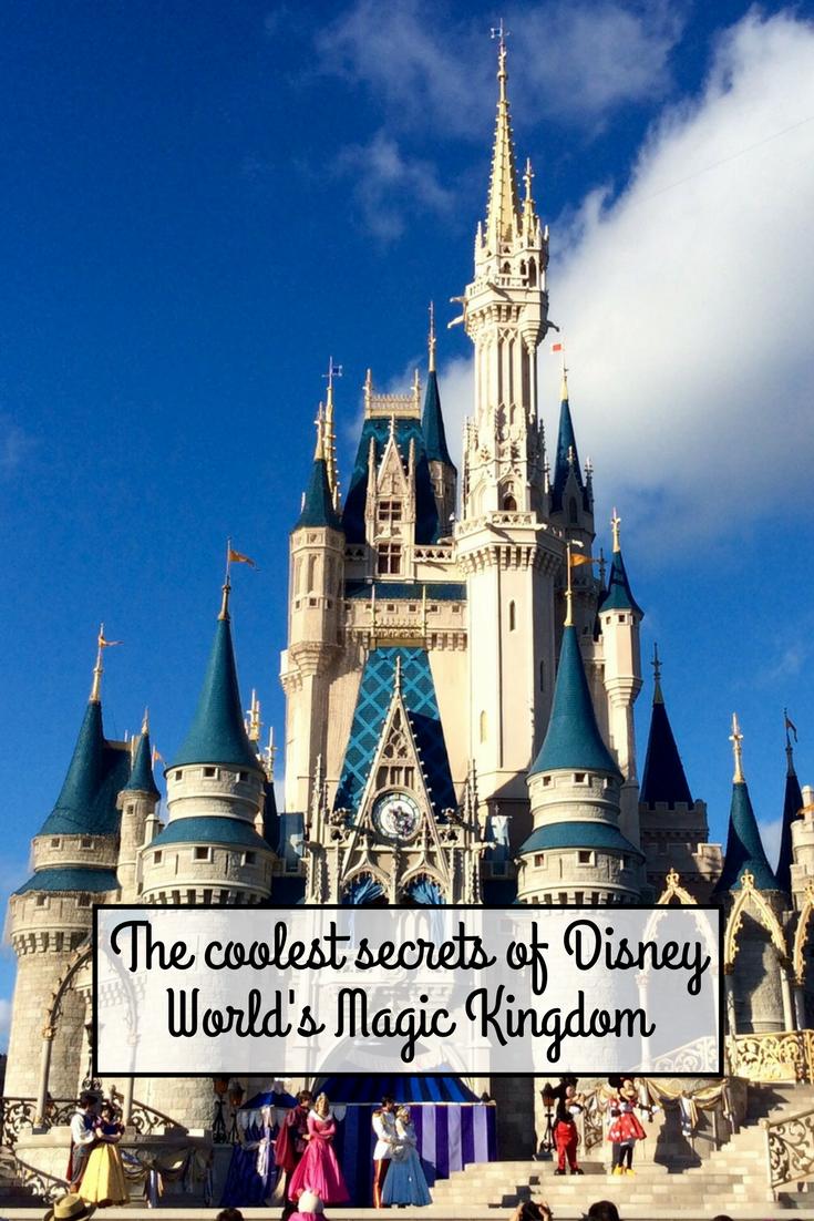 The coolest secrets of Disney Worldu0027s Magic Kingdom - Disney Shh PNG