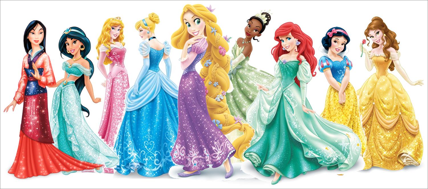 Disney stuff - Disney Princesses PNG