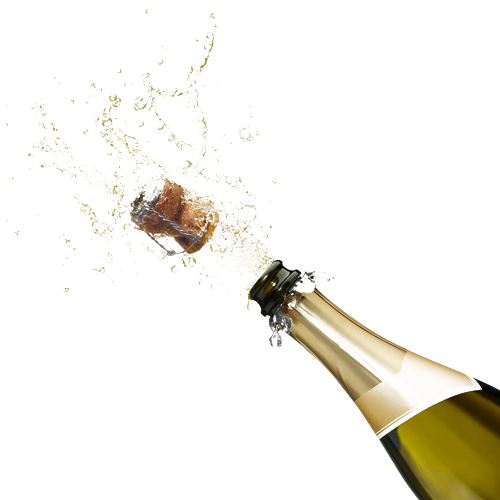 Champagne PNG - 6835