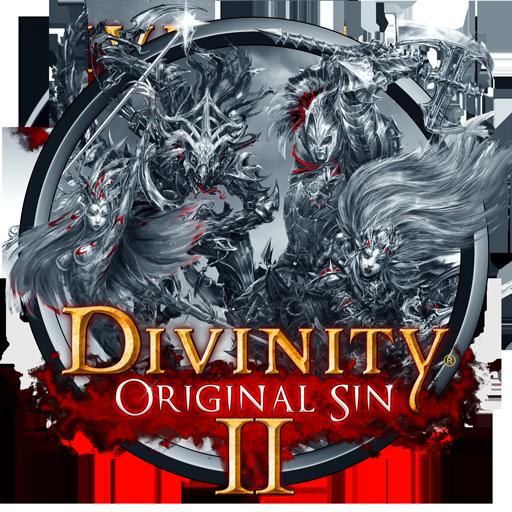 471KiB, 512x512, DOS2-Badge.png - Divinity Original Sin PNG