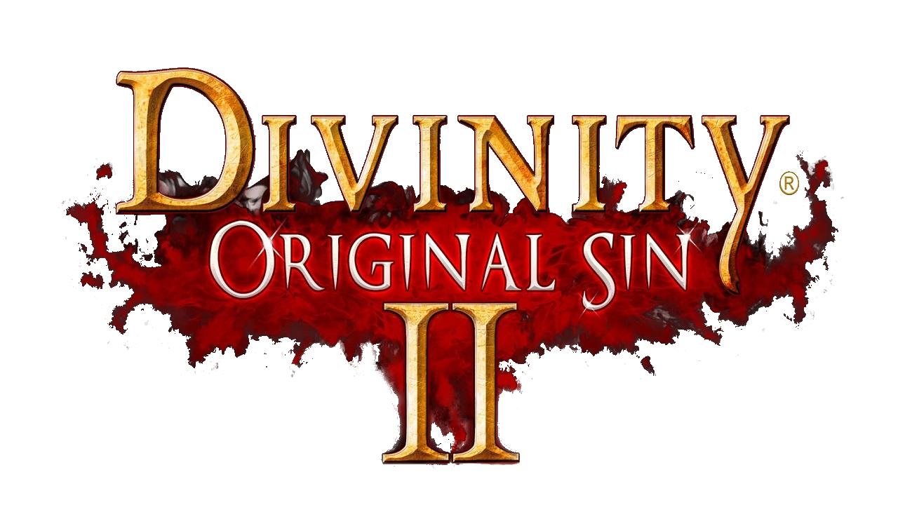 Divinity Original Sin 2 Logo Portal Dark 001.png - Divinity Original Sin PNG