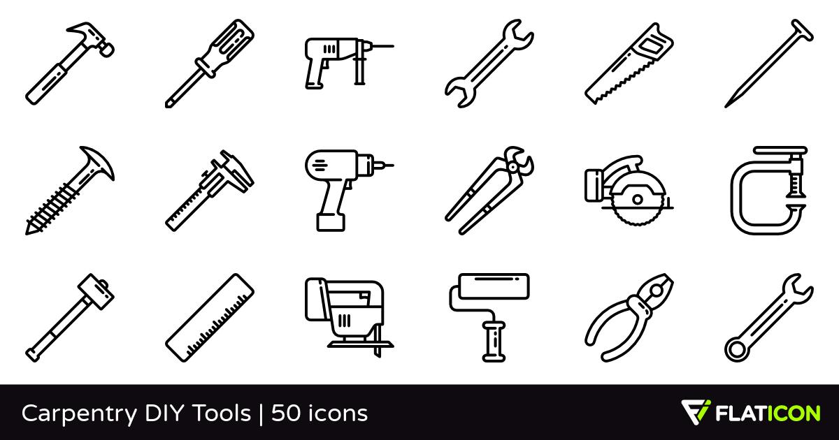 Diy Tools PNG - 156702